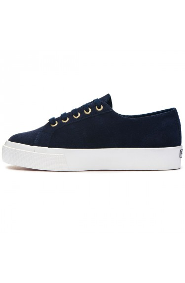 2730 Suede  Navy Blue