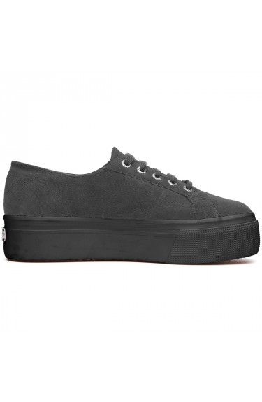 2790 Suede  Grey Stone/Black