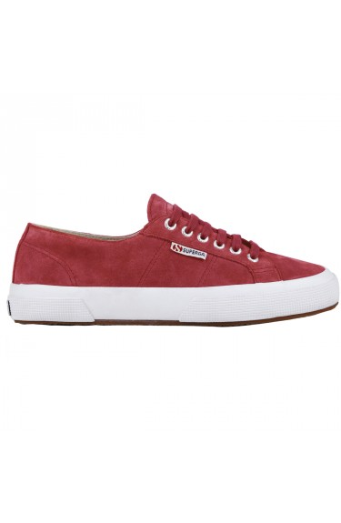 2750 CLASSIC Suede  Red Scarlet