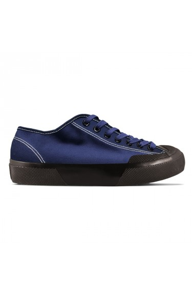 2432W Moleskin  Royal Blue/Brown
